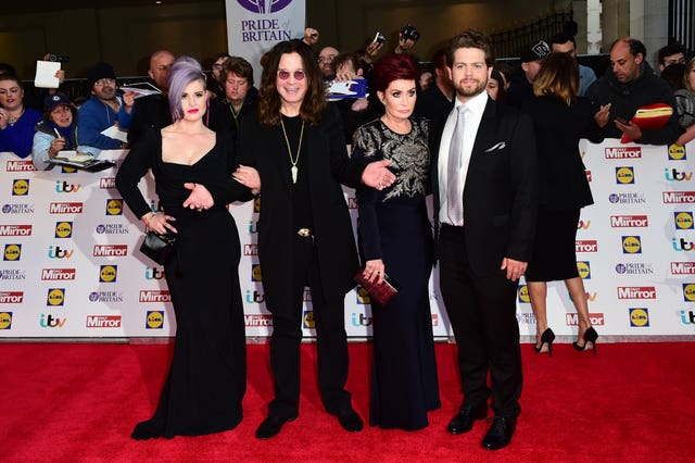 The Pride of Britain Awards 2015 – London