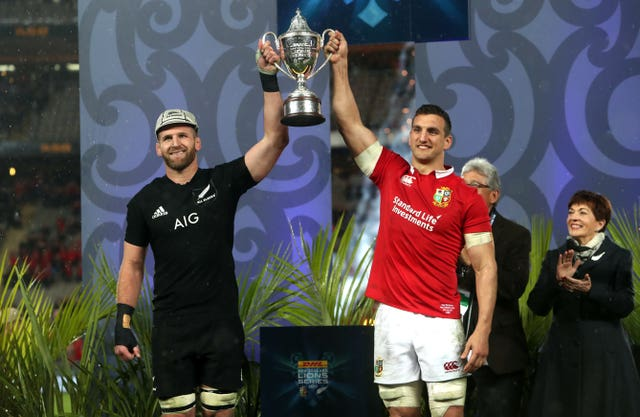 The Lions had a more successful tour of New Zealand in 2017