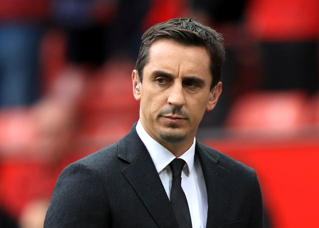 Gary Neville is among the 'class of 92' who are joint-owners of Salford