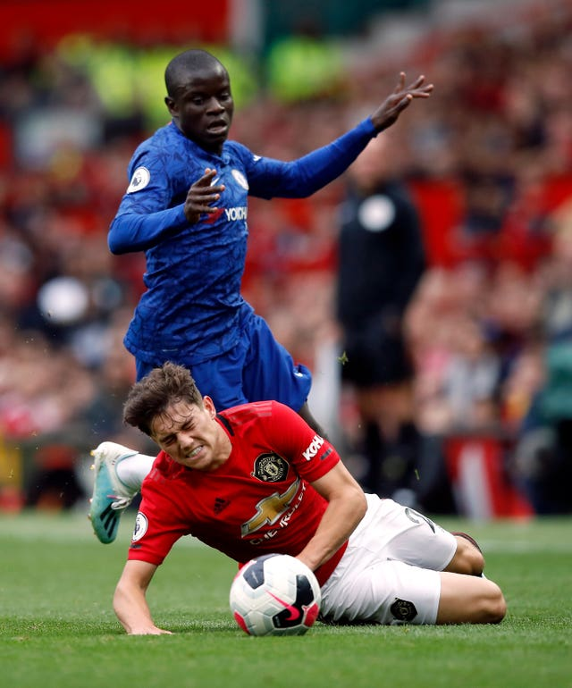 Manchester United v Chelsea – Premier League – Old Trafford