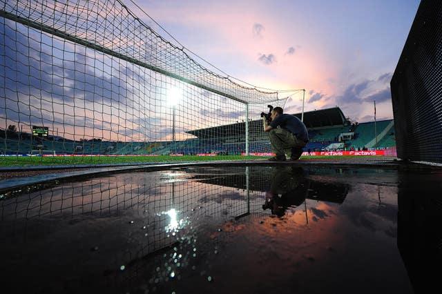 The Vasil Levski National Stadium
