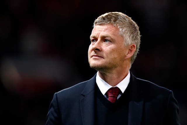 Ole Gunnar Solskjaer has the backing of Ed Woodward