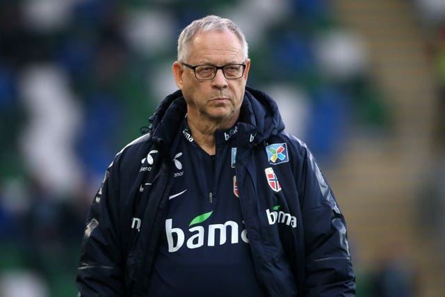 Norway boss Lars Lagerback has already capped Haaland at senior level.