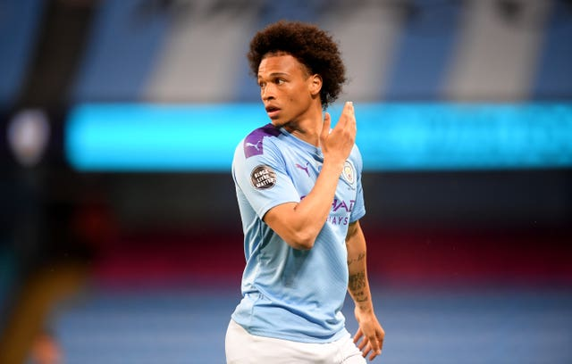 Leroy Sane left Manchester City to join Bayern Munich.