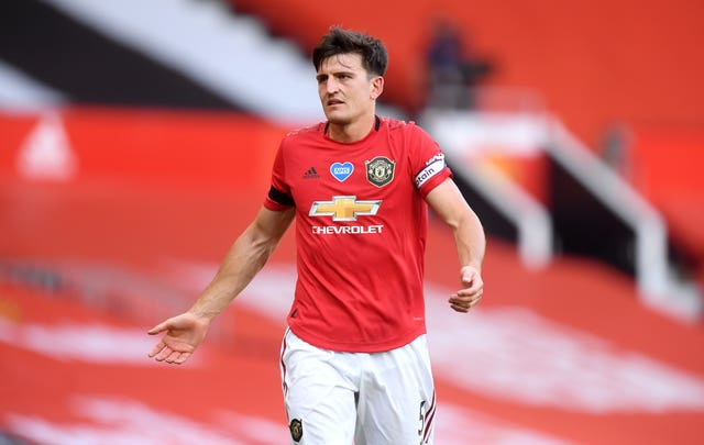 Harry Maguire has had a difficult summer