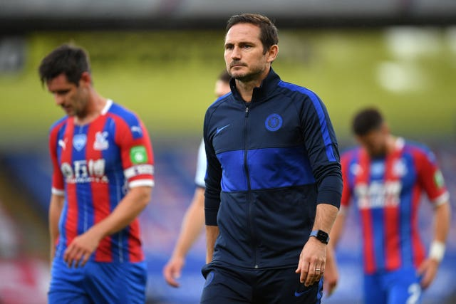 Frank Lampard's Chelsea have been in good form