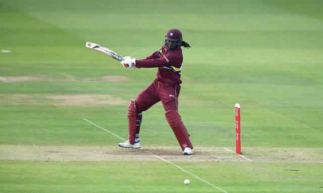 Chris Gayle and the West Indies will be there