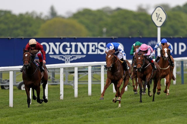 Muchly, seen winning at Ascot, will step up to a mile and a quarter for the first time at Goodwood (