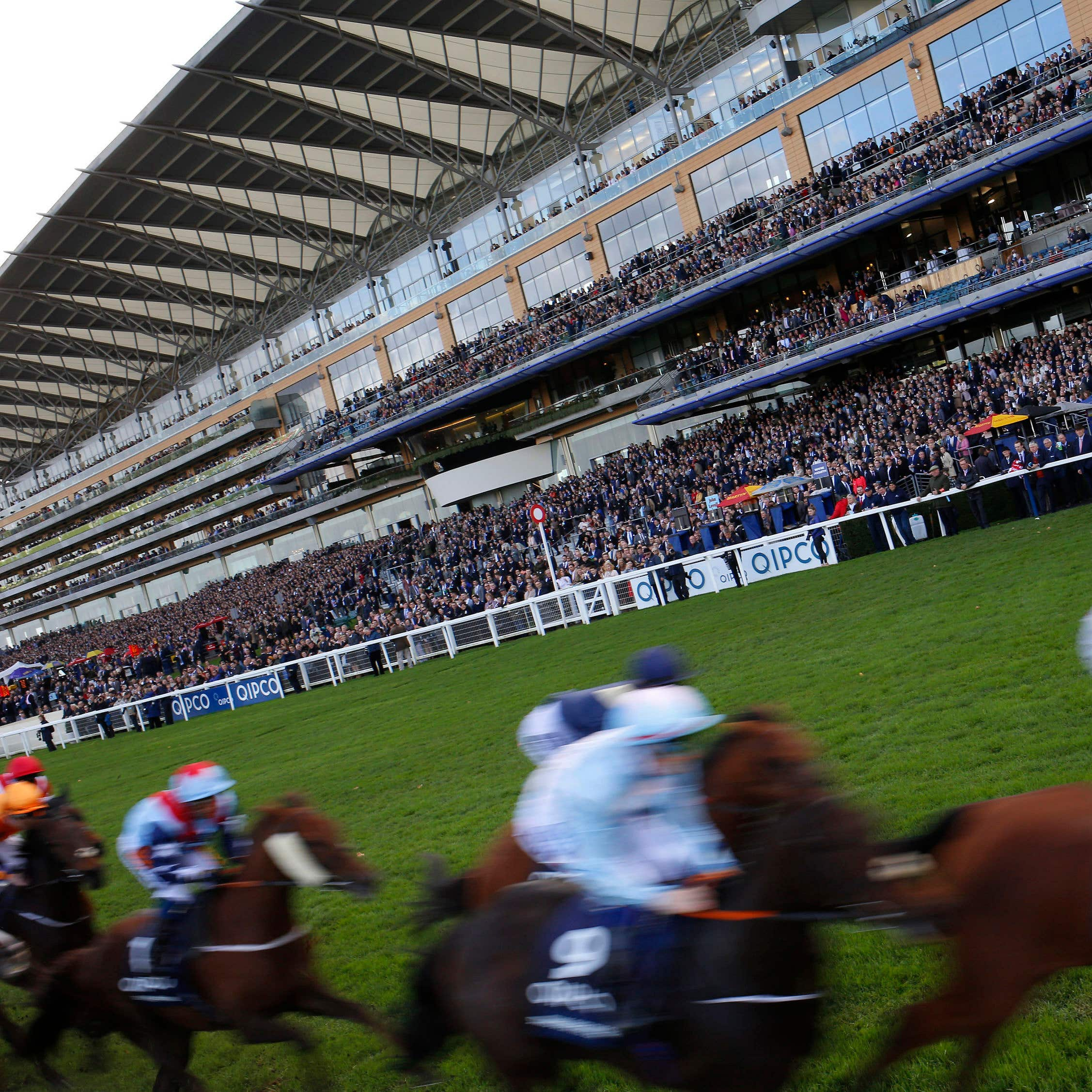 Conditions are set fair for the start of Royal Ascot