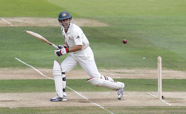 Simon Katich played 56 Tests for Australia