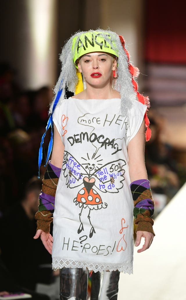 Vivienne Westwood Catwalk – London Fashion Week February 2019