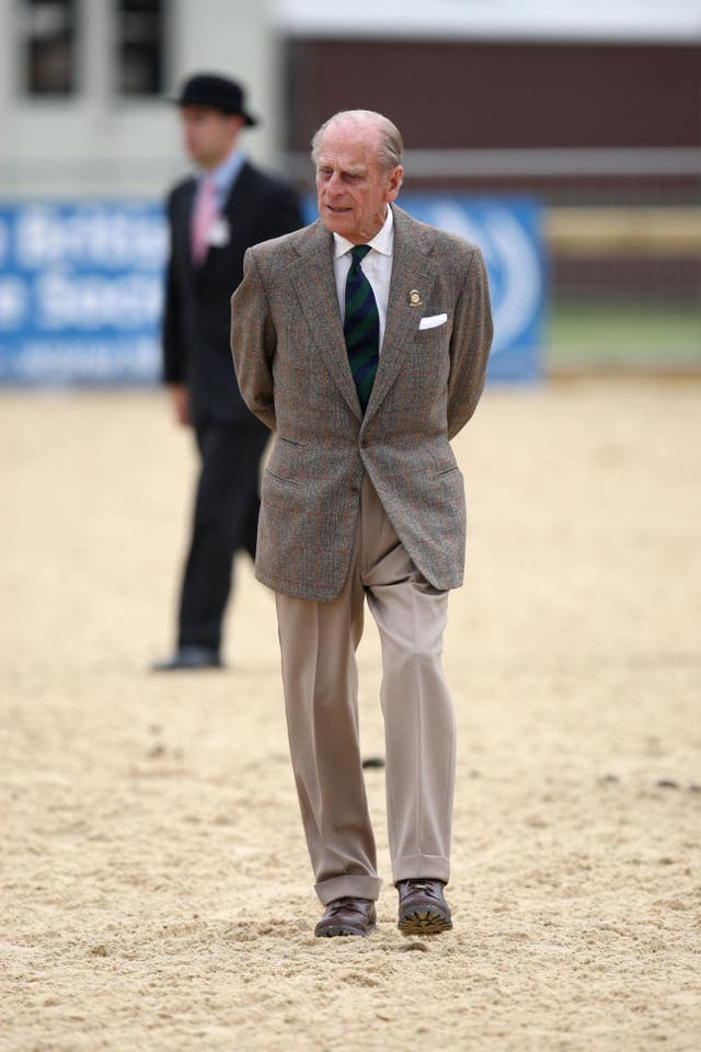 Equestrian – Windsor Horse Show – Day Two – Windsor Castle