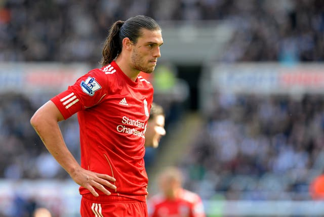 Andy Carroll's move to Liverpool did not work out