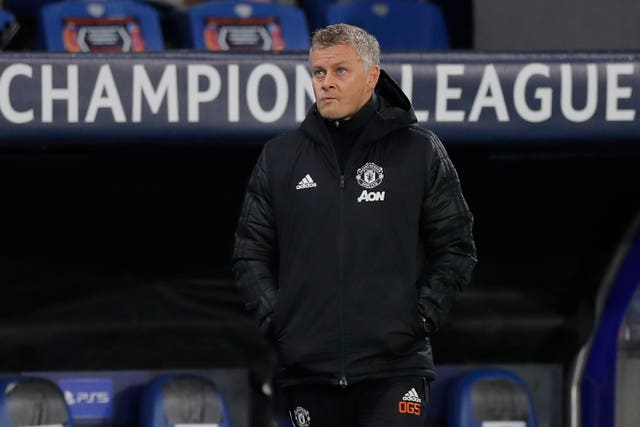 Champions League defeat to Istanbul Basaksehir in midweek as ramped up the pressure on Mancheter United boss Ole Gunnar Solskjaer.