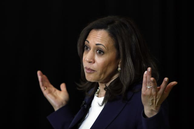 Election 2020 Kamala Harris