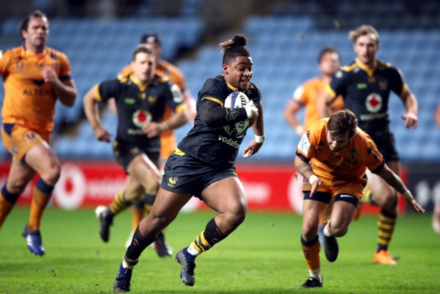 Paolo Odogwu has been magnificent for Wasps this season