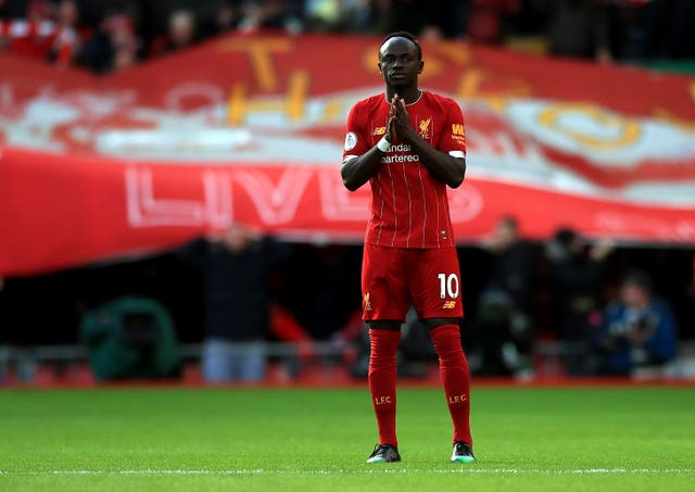 Sadio Mane could miss up to six weeks of next season