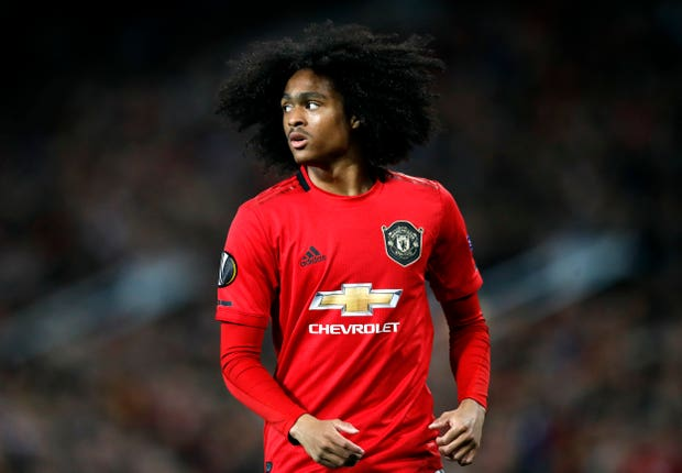 United have turned to youth team players such as Tahith Chong to bolster their squad.