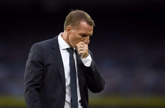 Brendan Rodgers is looking to improve his defence