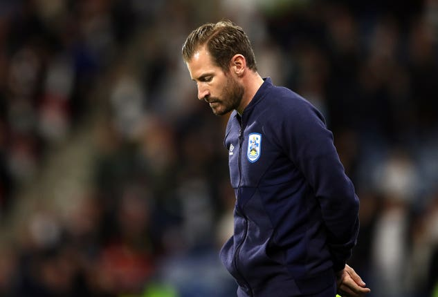 Jan Siewert could not prevent Huddersfield from being relegated out of the Premier League.