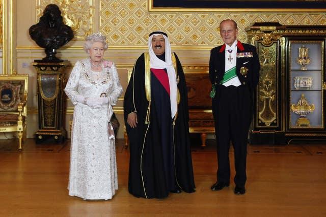 Late Emir of Kuwait
