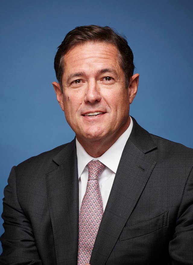 Jes Staley is chief executive of Barclays (Barclays/PA)