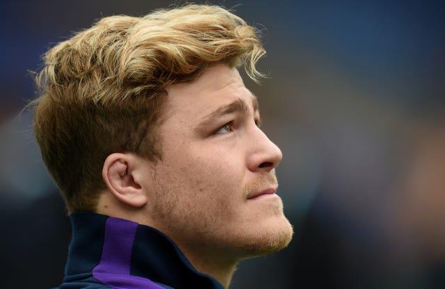 David Denton was desperate to make Scotland's squad for the World Cup
