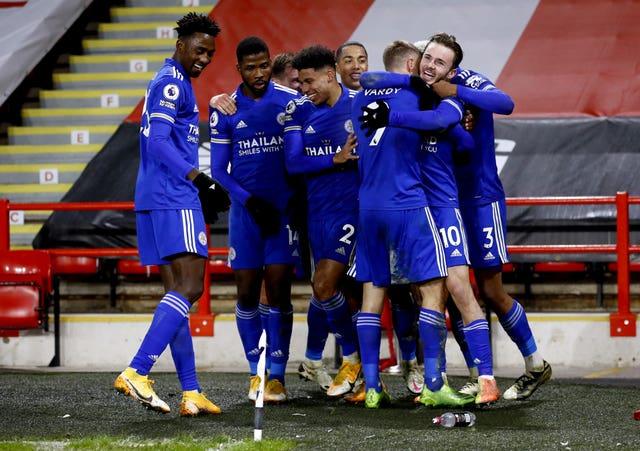 Sheffield United v Leicester City - Premier League - Bramall Lane