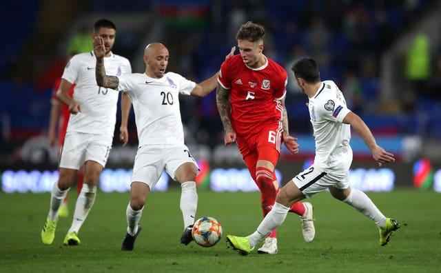 Wales v Azerbaijan – UEFA Euro 2020 Qualifying – Group E – Cardiff City Stadium