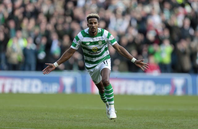 Scott Sinclair came off the bench to open the scoring