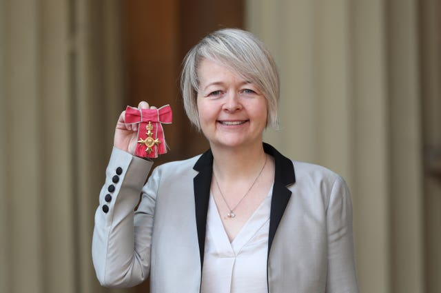 Author Sarah Waters