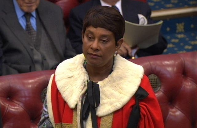 Baroness Lawrence takes Lords seat