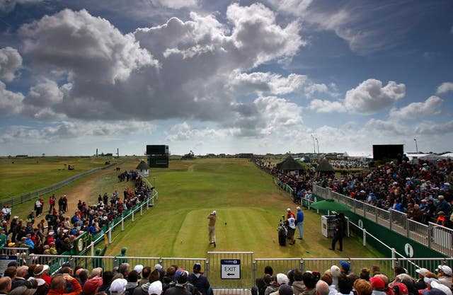 Golf – The Open Championship 2011 – Day Four – Royal St George's