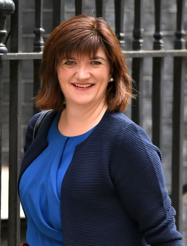 Treasury Select Committee chair Nicky Morgan will lead the inquiry (PA)