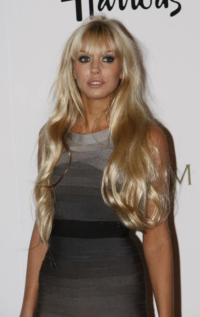 Petra Ecclestone 'Form' Menswear Launch – London