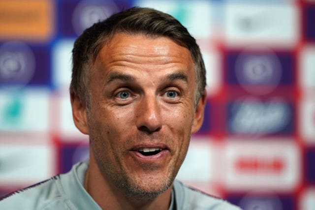 Phil Neville's England side take on Brazil and Portugal in upcoming friendlies
