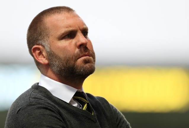 Burton manager Jake Buxton was proud of the way his players performed