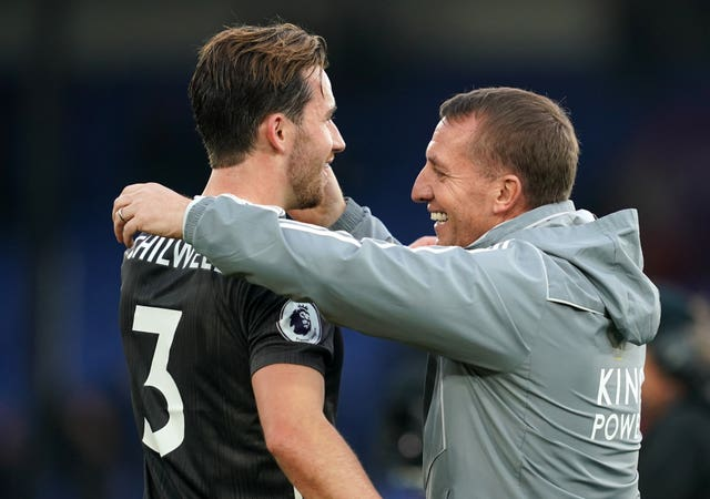 Rodgers insists Chilwell is not for sale