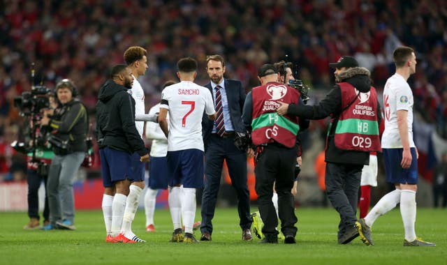 Gareth Southgate knows it is important to balance youth with experience