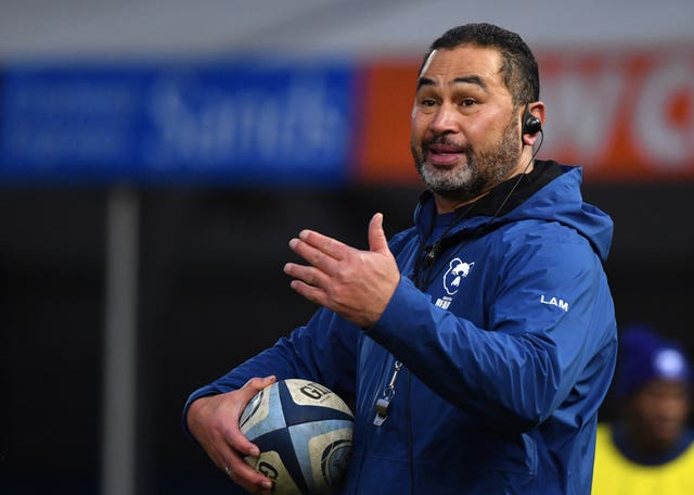 Bristol boss Pat Lam suggested playing Premiership fixtures instead this fortnight