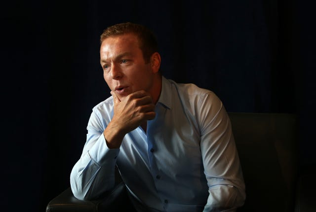 Cycling – Sir Chris Hoy Press Conference – Murrayfield Stadium