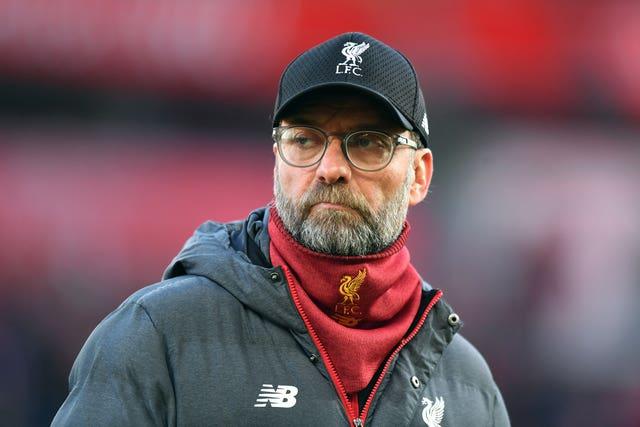 Liverpool v Brighton and Hove Albion – Premier League – Anfield