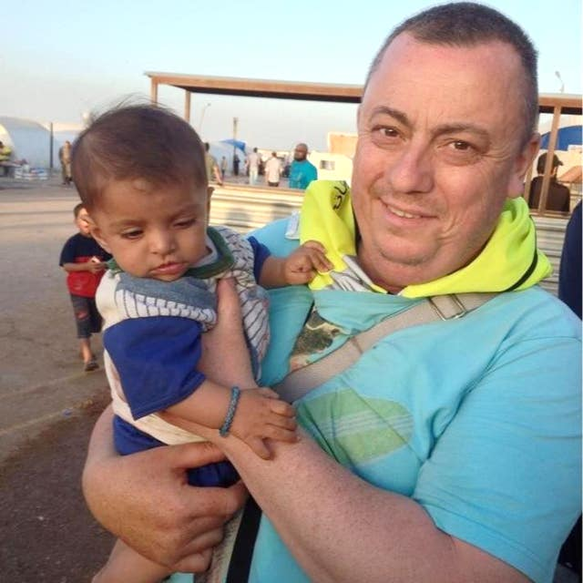 British hostage Alan Henning, a cab driver-turned-aid worker from Lancashire, was killed by Jihadi John in 2014 (Family handout/PA)