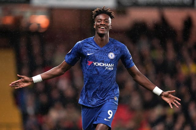 Tammy Abraham's form has kept Olivier Giroud on the sidelines