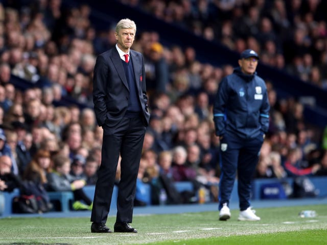 Pulis was another manager who fell foul of some harsh words from Wenger.