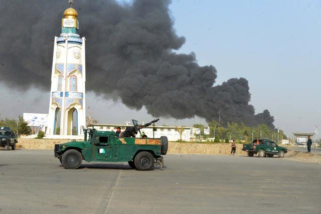 Afbeeldingsresultaat voor Most civilian deaths in Afghanistan at hands of coalition and regime forces, says UN report