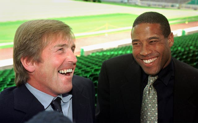 Celtic Barnes & Dalglish