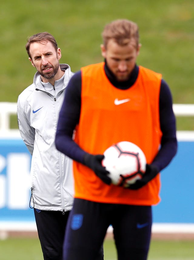 England Training and Media Day – St George's Park