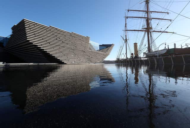 V and A Museum Dundee