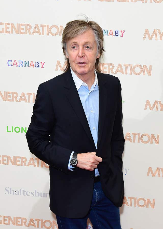 Sir Paul McCartney will appear on Blue Peter